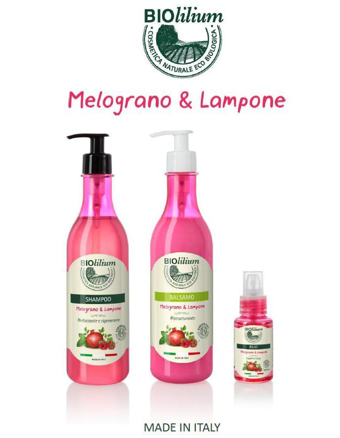 Olio Melograno & Lampone