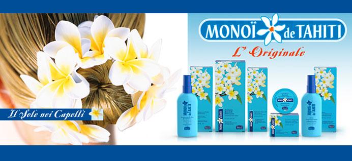 Shampoo Doposole Districante - Monoi de Tahiti
