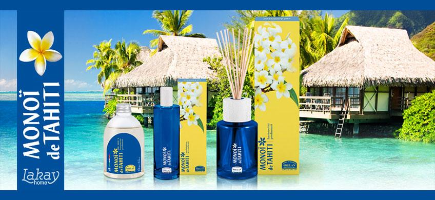 Fragranza Spray per l'Ambiente - Monoi De Tahiti