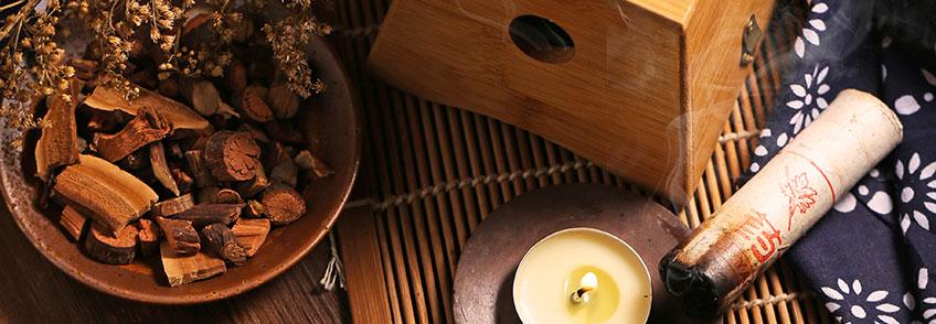 Moxatore in Bambù a 2 Fori