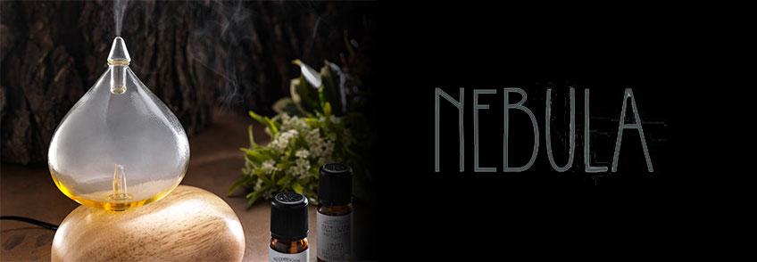 Nebulizzatore per Oli Essenziali - Nebula