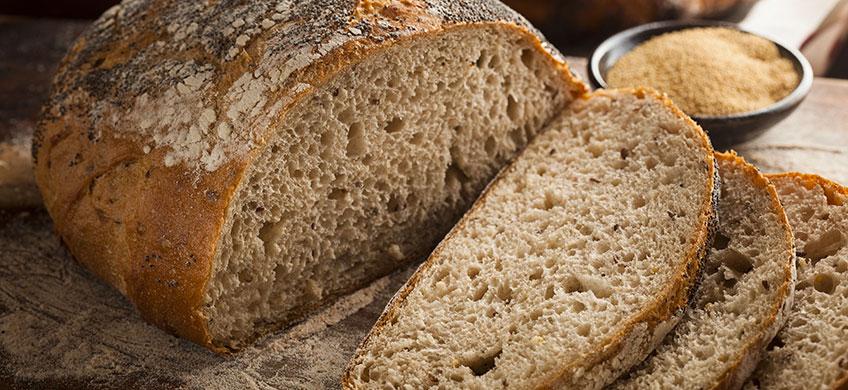 Pane con Amaranto Senza Glutine