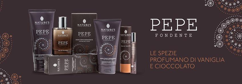 Gel Doccia Shampoo Energizzante - Pepe Fondente