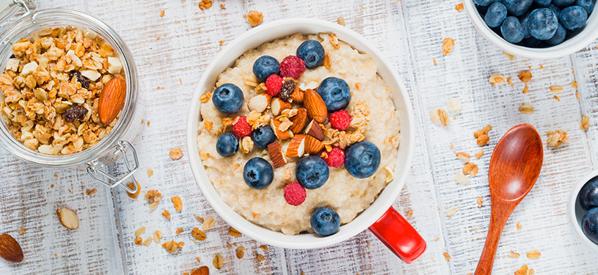 Porridge Ayurveda per la Prima Colazione