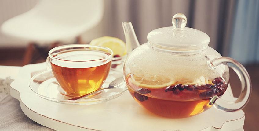 Tè Verde Bio alle Bacche di Goji