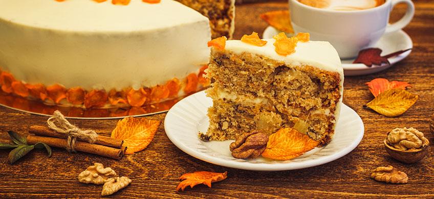 Preparato Torta Senatore Cappelli, Carote e Carruba - Easy Cake