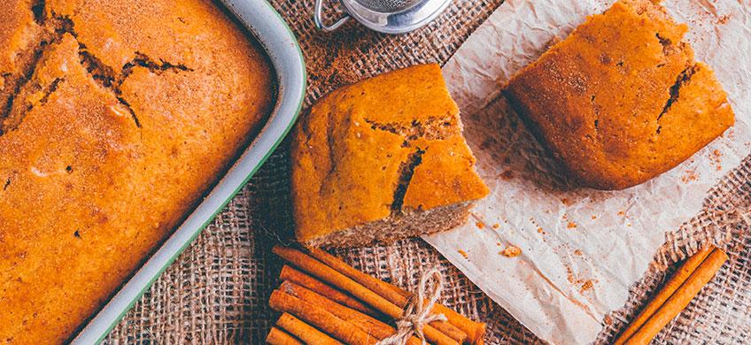 Preparato Torta Farro Integrale, Avena e Cannella - Easy Cake