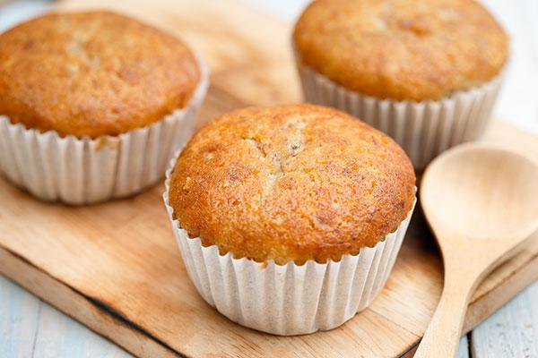 Tortine alla Carota Bio - Senza Glutine