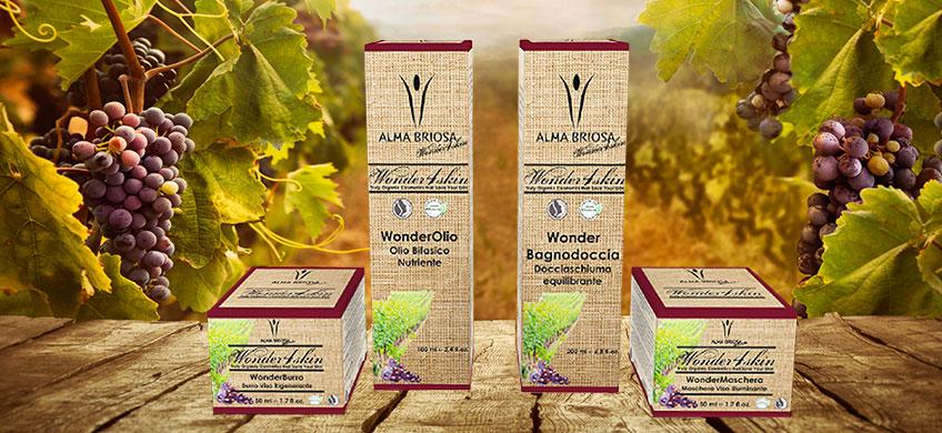 Olio Bifasico Nutriente - Wonder4Skin