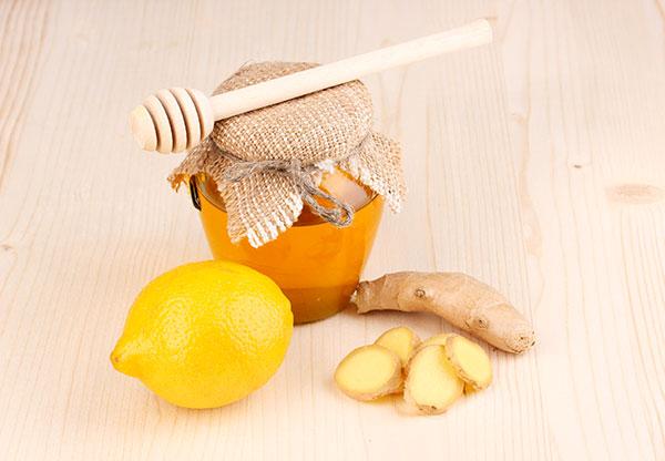 perdere peso con lo zenzero e il miele