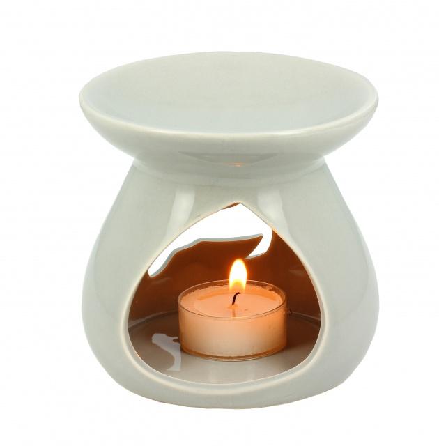 Brucia essenze ceramica fior di loto for Brucia essenze ikea