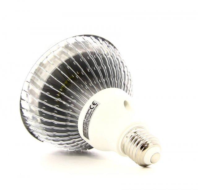 Lampada piena luce led 18 watt fascio stretto 25 for Lampade a led watt