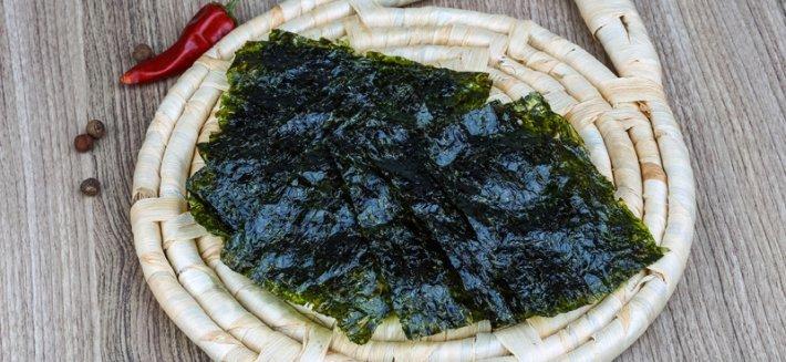 Alga Nori: la nutrizione che non ti aspetti