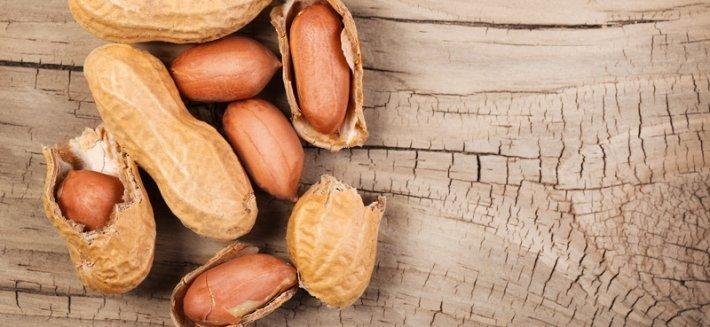 Le arachidi: proteine allo stato puro