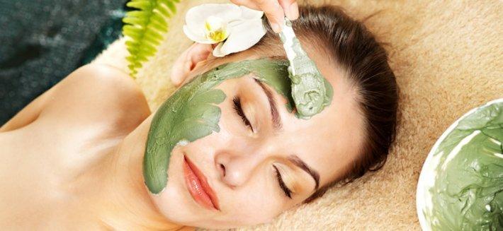 Maschere Naturali per capelli e viso