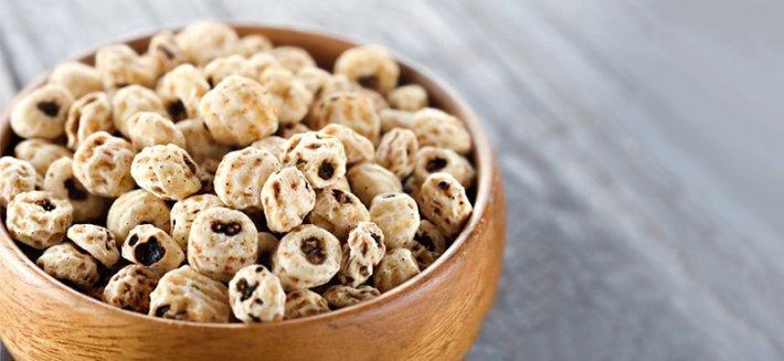 Chufa: un tubero dolce e molto salutare