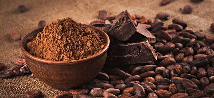 Cioccolato crudo: buono e naturale al 100%