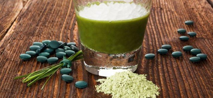 Clorella: l'alga della salute