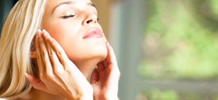 Collagene marino per il viso
