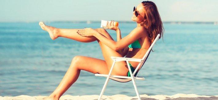 Creme solari biologiche: efficaci sulla pelle, sicure per l'ambiente.