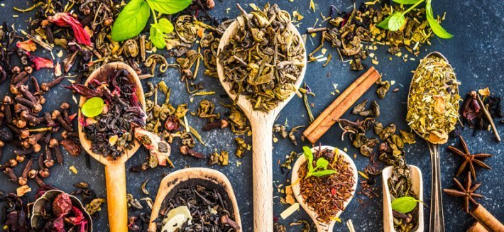 La Classificazione Cromatica del Tè