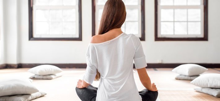 Il cuscino perfetto per la Meditazione