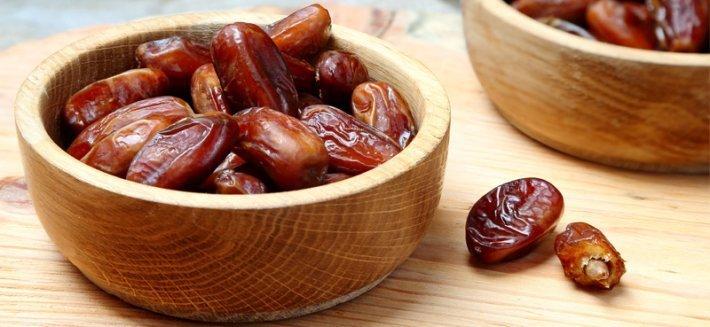Datteri, un ricostituente naturale con un alto contenuto di sali minerali, vitamine e polifenoli