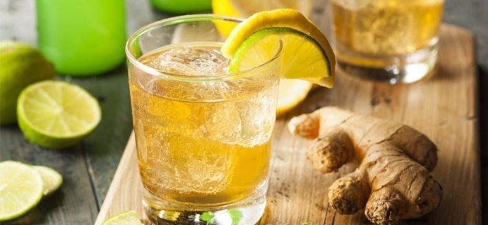 Ginger: una bevanda dissetante e virtuosa