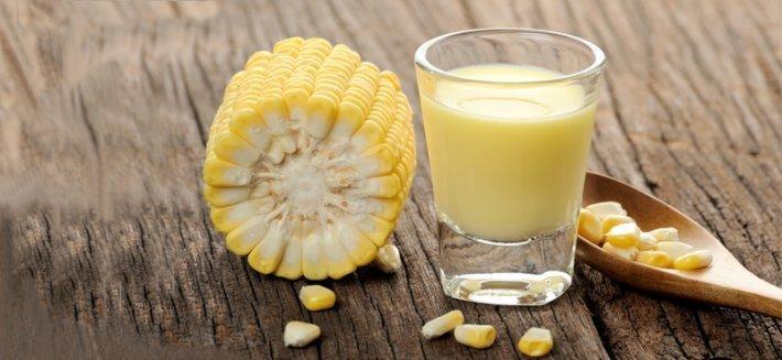 Latte di mais: un falso latte altamente nutriente