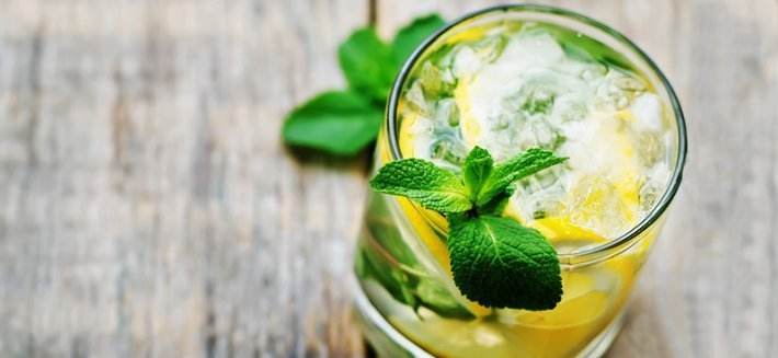 Limonate fresche fatte in casa