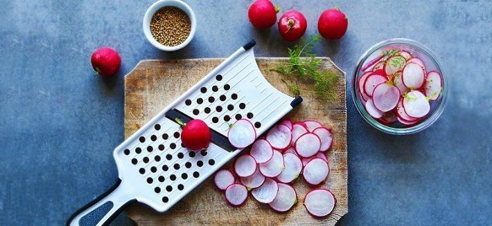 Affetta Verdure: creatività e salute in cucina