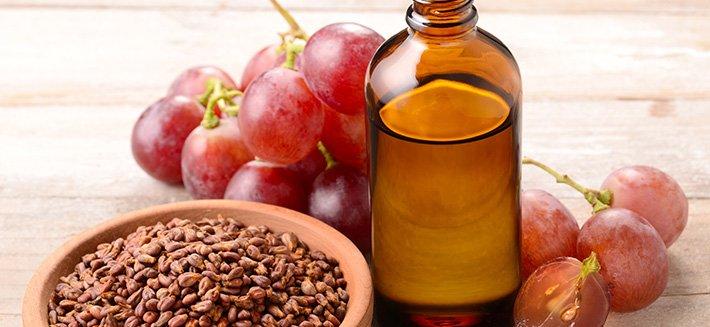 L'olio di vinaccioli è un tesoro di fitocomposti salutari.
