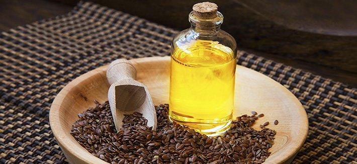 Dai semi del lino comune, Linum usitatissimum, si ricava un olio prezioso
