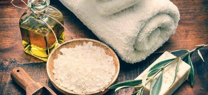 Le proprietà cosmetiche dell'olio d'oliva