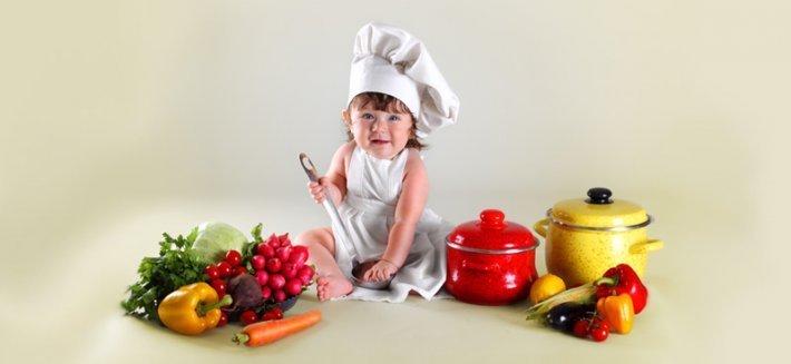 La nutrizione nel bambino: da sei a dodici mesi