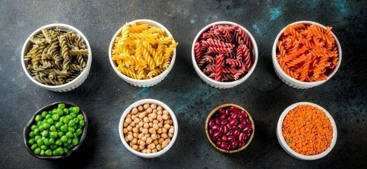 Pasta di Legumi Biologica: sana, buona e senza glutine