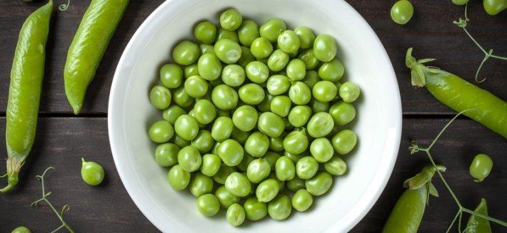 Piselli: Gli straordinari semi della salute