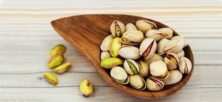 5 buone ragioni per mangiare pistacchi