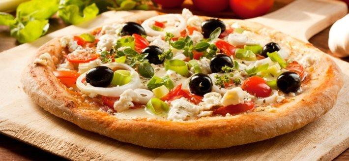 """Pizza """"Green"""": ecco perché con gli ingredienti biologici è meglio!"""