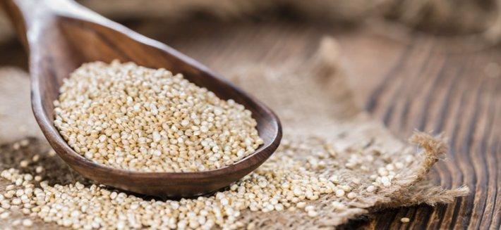 """Le grandi qualità nutritive del """"Riso degli Inca"""": La Quinoa"""