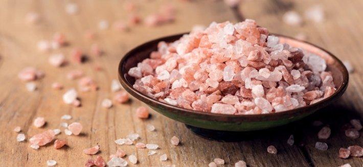 Utilizzi e Benefici del sale dell'Himalaya