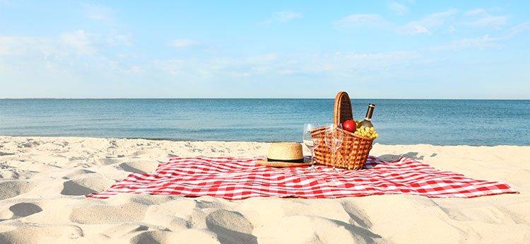 Pranzo al Mare: cosa portare da Mangiare in Spiaggia?