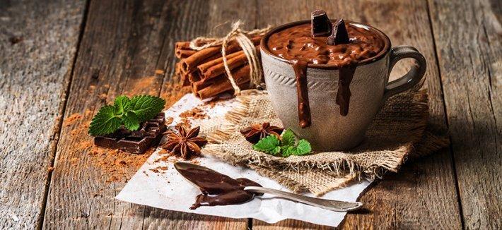 La Cioccolata in Tazza: gustosissima e salutare tentazione!