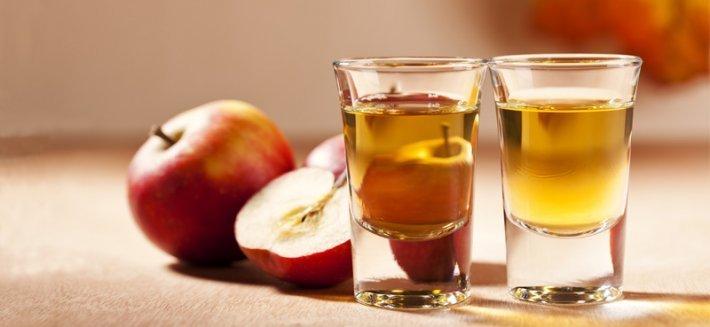 Sidro di mele: un valido sostituto del vino e dell'aceto