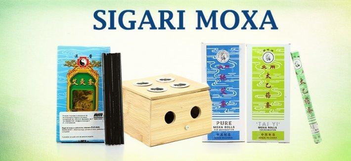 Tra Artemisia e calore incandescente: i sigari di Moxa