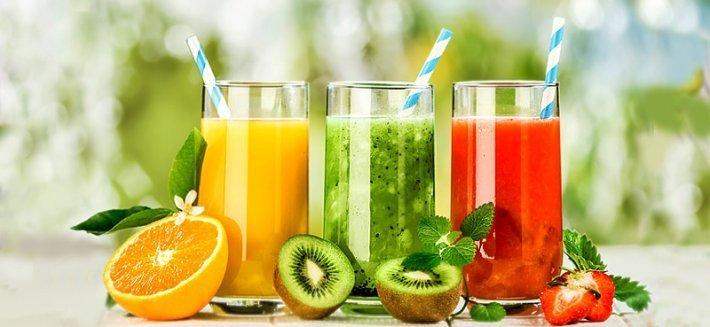 Succhi di frutta Biologici: bontà al naturale