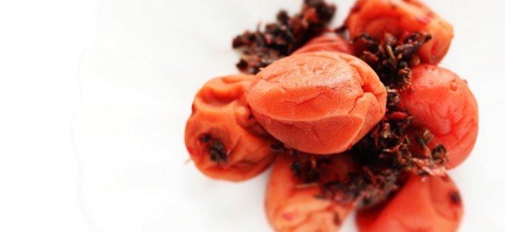 Umeboshi: un condimento dalle proprietà curative