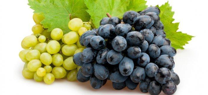 Uva: frutto della bellezza e della salute