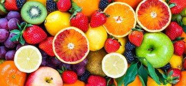 Frutta di stagione: salute e freschezza tutto l'anno!