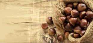 Castagne: il benessere dell'autunno nel piatto